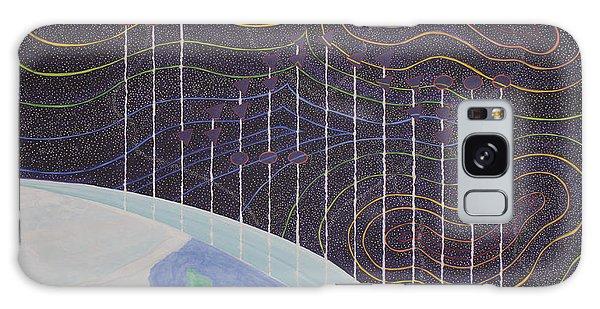 Spectrum Earth Spacescape Galaxy Case