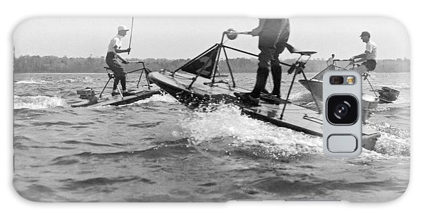 Powerboat Galaxy Case - Speedboat Polo Enthusiasts by Underwood Archives