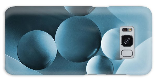 Spheres Galaxy Case by Elena Nosyreva