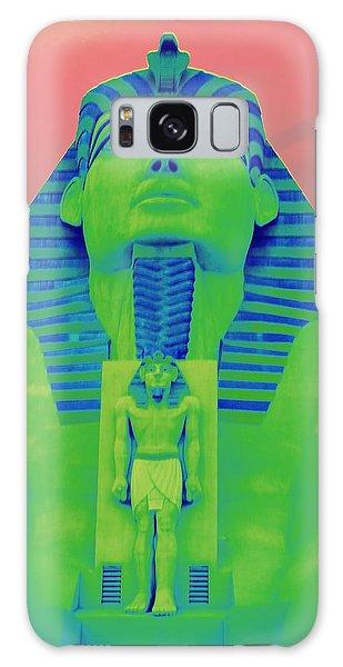 Sphinx At Luxor - 2 Galaxy Case