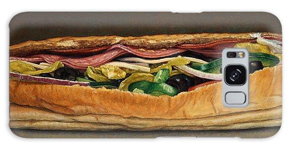 Hero Galaxy Case - Spicy Italian by James W Johnson