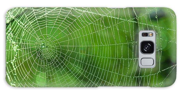 Spider Dew Galaxy Case