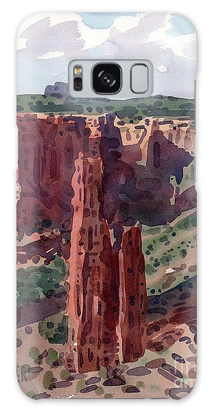 Spider Rock Overlook Galaxy Case