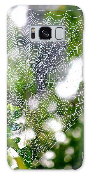Spider Web 2 Galaxy Case