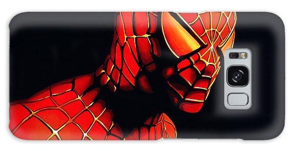 The Avengers Galaxy Case - Spiderman by Paul Meijering