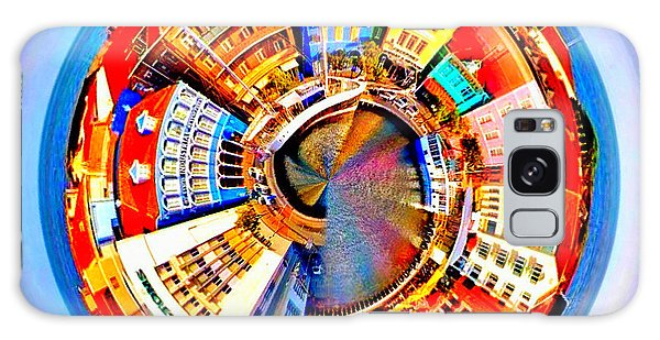 Spin City Galaxy Case