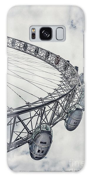 London Eye Galaxy Case - Spin Me Around by Evelina Kremsdorf