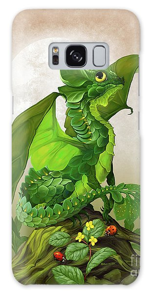 Spinach Dragon Galaxy Case