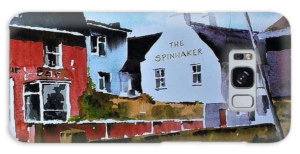 Spinaker In Scilly  Kinsale Galaxy Case
