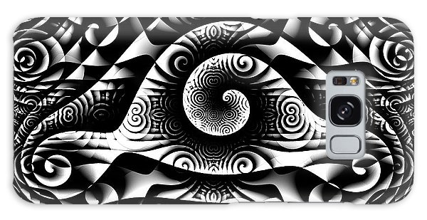 Spiral Abstract 1 Galaxy Case