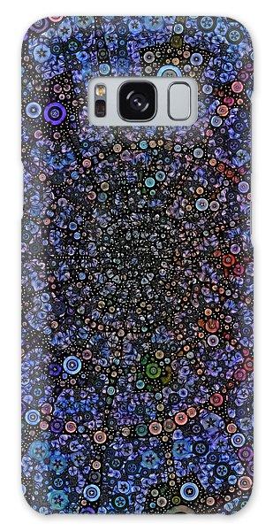 Galaxy Case - Spiral Gallexy by Nick Heap