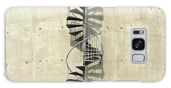 Galaxy Case - Spiral Staircase by Julie Gebhardt
