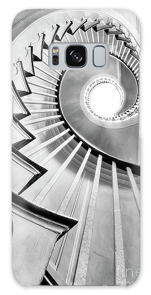 White Galaxy Case - Spiral Staircase Lowndes Grove  by Dustin K Ryan