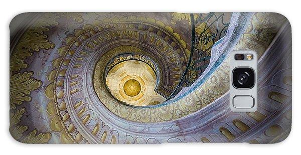 Spiral Staircase Melk Abbey I Galaxy Case