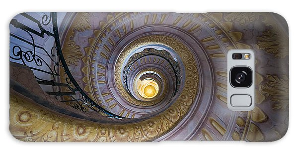 Spiral Staircase Melk Abbey IIi Galaxy Case