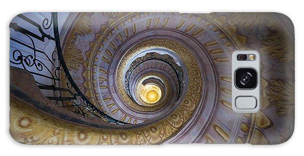 Spiral Staircase Melk Abbey IIi Galaxy Case