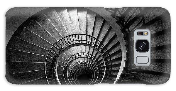 Spiral Staircase Galaxy Case