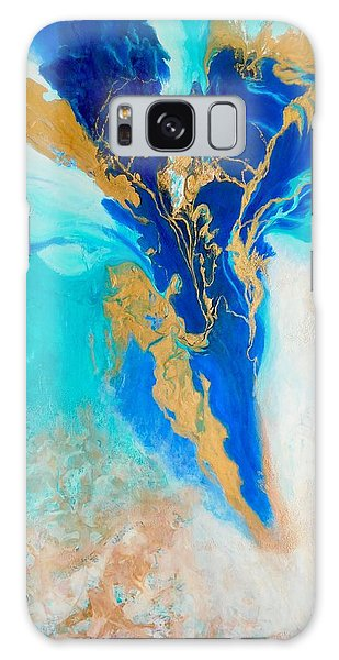 Spirit Dancer Galaxy Case by Irene Hurdle