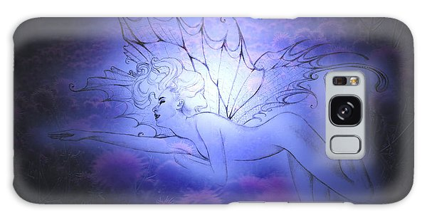 Spirit Fay Galaxy Case by Ragen Mendenhall