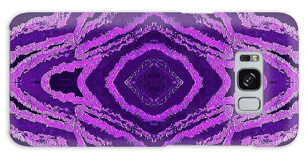 Spirit Journey Inward Galaxy Case by Rachel Hannah