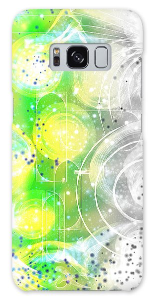 Spirit Of Nature I Galaxy Case