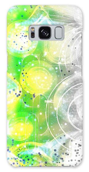 Galaxy S8 Case - Spirit Of Nature I by Orphelia Aristal