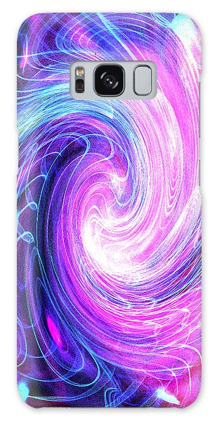 Spirit Of Passion I Galaxy Case