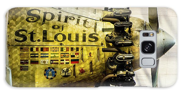 Galaxy Case featuring the photograph Spirit Of St Louis by SR Green