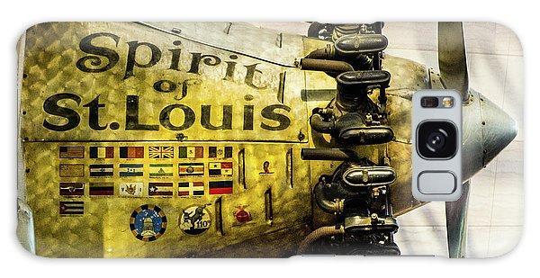 Spirit Of St Louis Galaxy Case