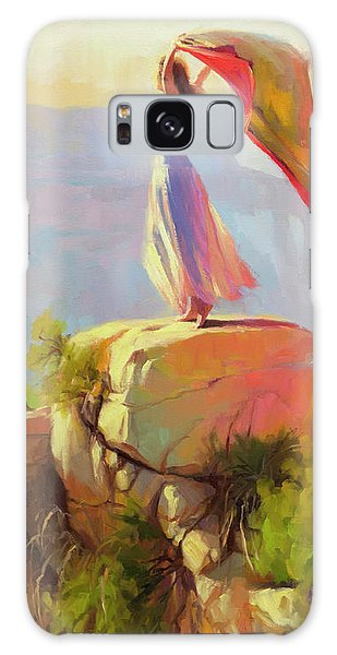 Grand Canyon Galaxy S8 Case - Spirit Of The Canyon by Steve Henderson