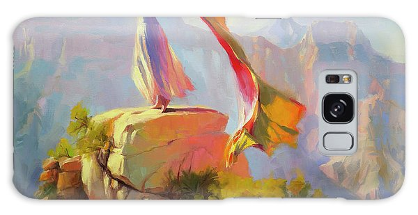 Dress Galaxy Case - Spirit Of The Canyon by Steve Henderson