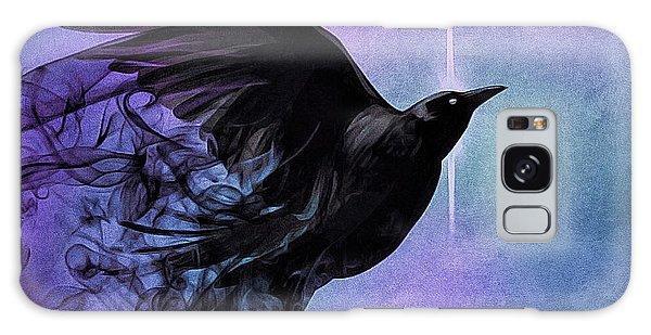 Spirit Raven Galaxy Case