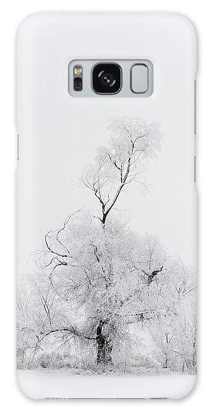Spirit Tree Galaxy Case by Dustin LeFevre