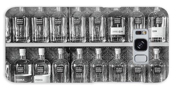 Spirit World Bottles Galaxy Case