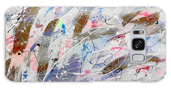 Spirits Dancing Galaxy Case by Patrick Morgan