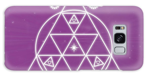 Spiritual Awakening Galaxy Case