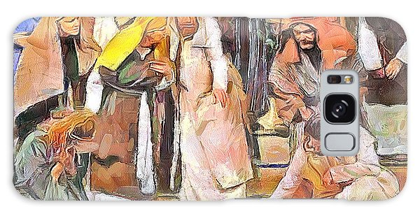 Spiritual Makeover Galaxy Case by Wayne Pascall