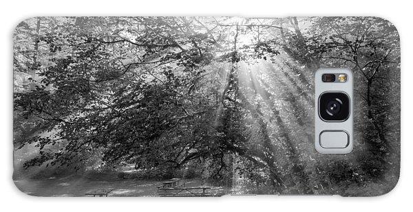 Picnic Table Galaxy Case - Spiritual Picnic by Mark Kiver