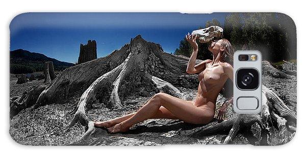 Spiritus Mundi Galaxy Case by Dario Infini
