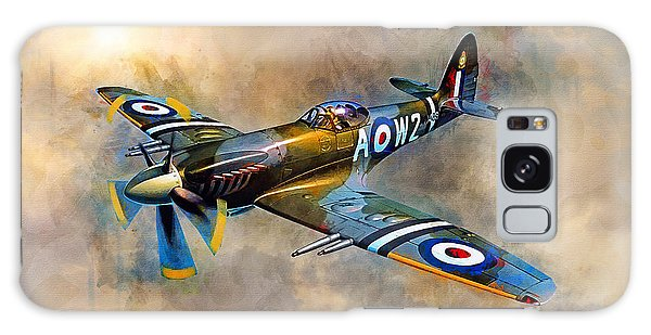 Spitfire Dawn Flight Galaxy Case