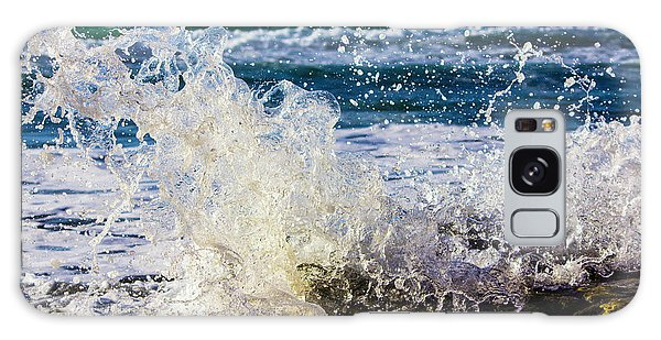 Wave Crash And Splash Galaxy Case