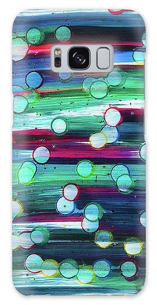 splatterdash No.2 Galaxy Case by Tom Druin