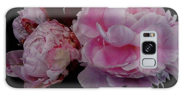Splendor In Pink Galaxy Case