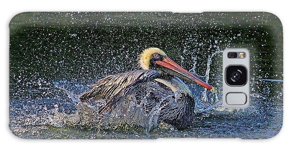 Splish Splash Galaxy Case by HH Photography of Florida