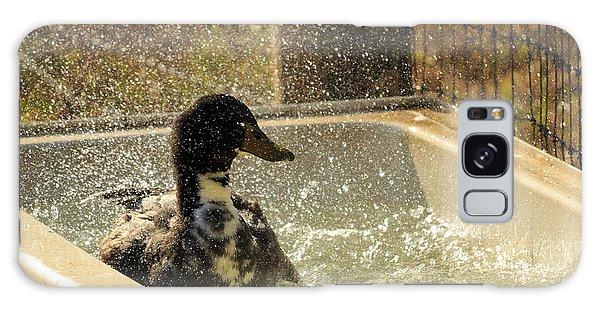 Splish Splash Galaxy Case