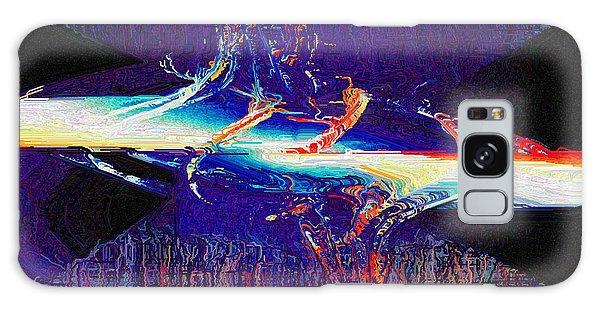 Split Infinity Galaxy Case by Charmaine Zoe