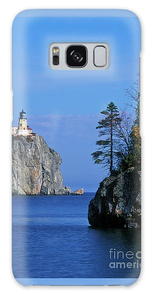 Split Rock Lighthouse - Fs000120 Galaxy Case