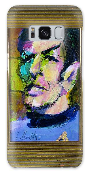 Spock Galaxy Case