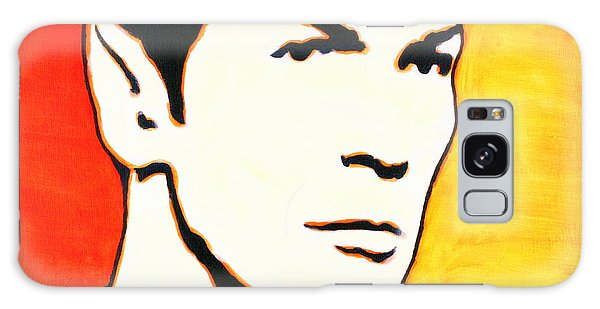 Spock Vulcan Star Trek Pop Art Galaxy Case
