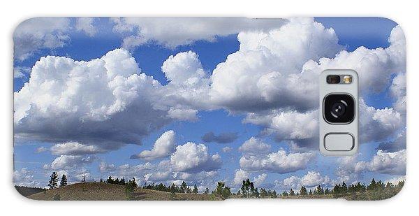 Spokane Cloudscape Galaxy Case